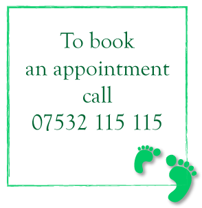 To Book an appointment call 07532 115 115